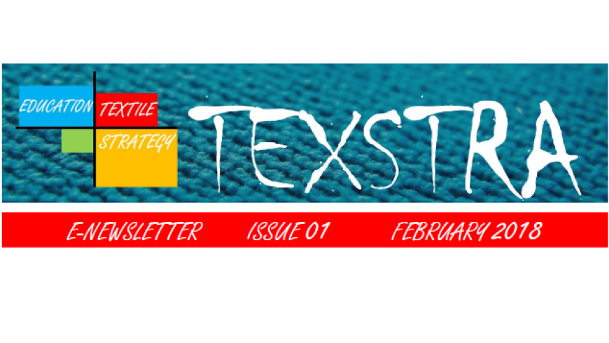 The first TEXSTRA newsletter is published!