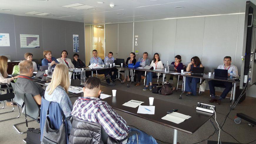 AEI TÈXTILS ORGANIZES THE SECOND CONSORTIUM MEETING OF EUROPEAN PROJECT TEXSTRA IN TERRASSA