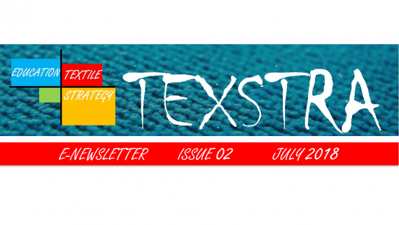 Second TEXSTRA newsletter available!