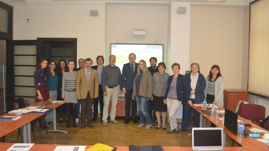 TEXSTRA consortium meets for its third project meeting in Kaunas