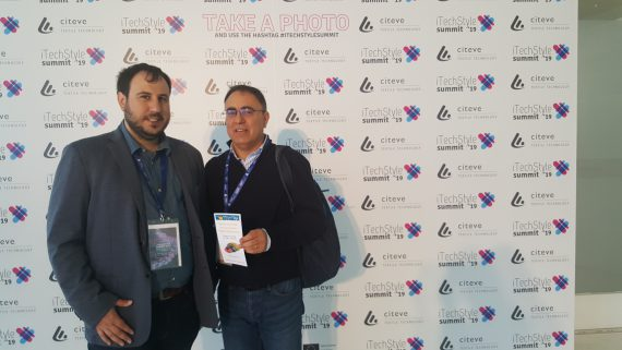 TEXSTRA at iTechStyle Summit 2019