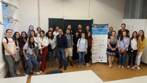 SUCCESS IN THE TEXSTRA INTENSIVE SUMMER SCHOOL