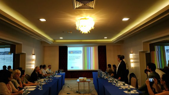 TEXSTRA presented to international stakeholders in Turkey