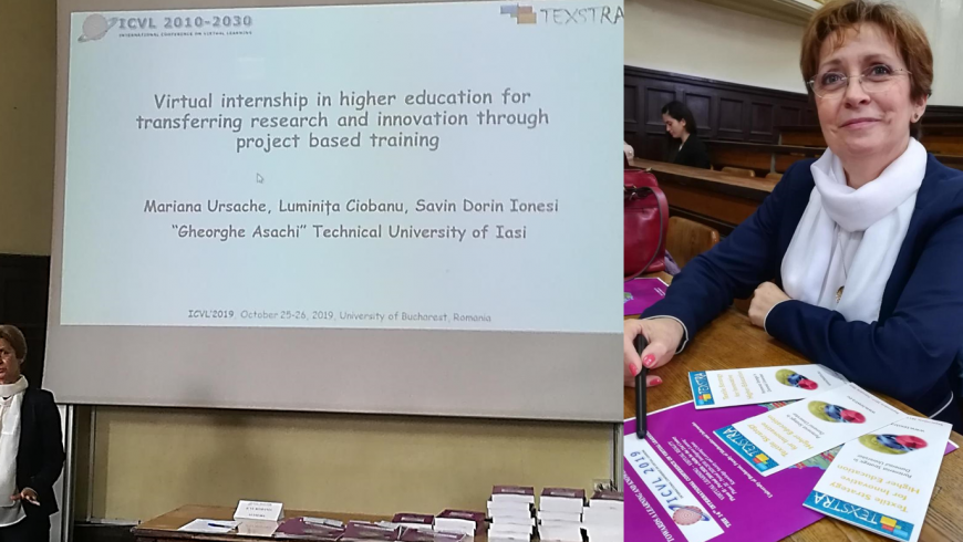 TEXSTRA was presented at ICVL'2019
